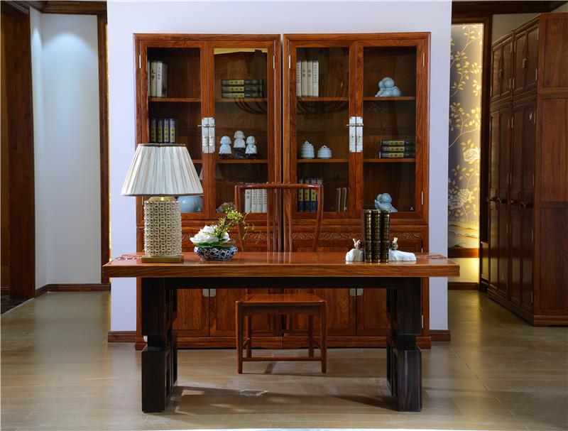 国祺系列书房组合-青岛一木家具临沂店